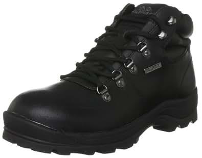 Trespass  Rhone, Chaussures de randonnée homme - Noir-V.6, 41 EU (7 UK)