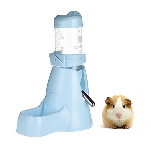 Distributeur d'eau 3-en-1 pour petits animaux:...