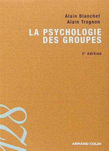 La psychologie des groupes