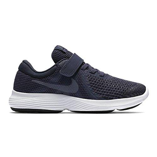 Nike revolution 4 (psv) scarpe sportive bambino blu (30)