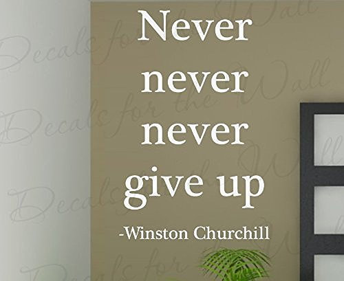 winston-churchill-never-give-up-inspirational-motivazionale-inspiring-ative-scritta-in-vinile-art-de