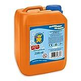 PUSTEFIX XXL-Bubbles Nachfüllkanister I 2,5 l Seifenblasenwasser I Bubbles Made in Germany I...