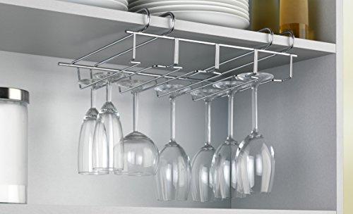 Wenko 2748140100 appendi calici porta utensili da for Appendi utensili da cucina