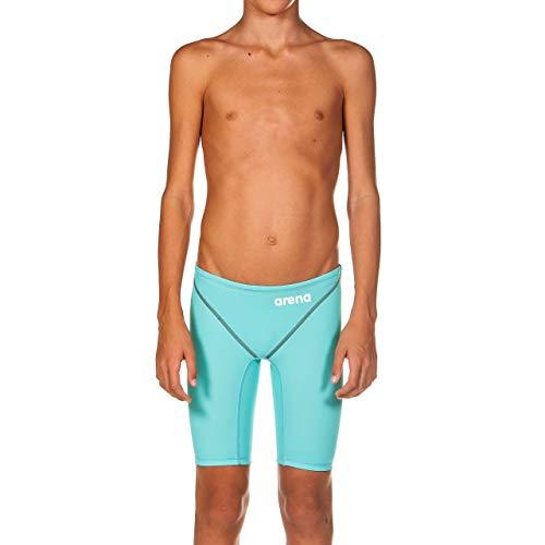 arena Jungen Racing-Badeanzug Powerskin ST 2.0 Jammer, Jungen, Störsender, Powerskin St 2.0, aquamarin, 24