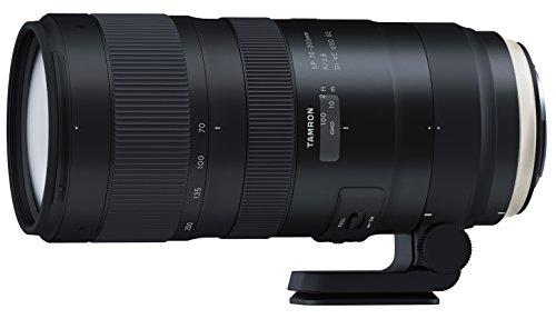 Tamron SP 70-200mm F/2.8 Di VC USD G2 Objektiv für Canon schwarz
