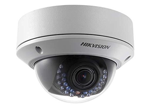 HikVision IPCam Dome Outdoor 4MP, DS-2CD2742FWD-IS(2.8-12MM)