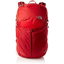 The North Face T92ZDW1SW. SM Mochila, Unisex Adulto, Litus 32-Rc Ragered/Hgrskrd, Talla Única