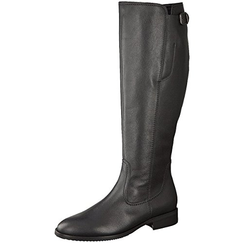Gabor Lovell XL Damen Lange Stiefel 5 UK/ 38 EU Schwarz -