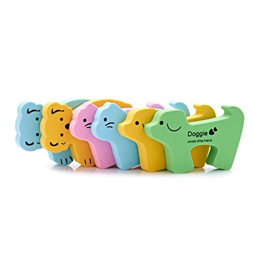 5 pcs door stopper for kids safety Ran...
