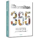 Marmiton : 365 recettes pour cuisiner au fil des saisons...