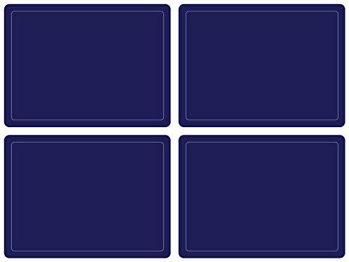 cala-casa-azul-marino-con-borde-de-plata-manteles-individuales-juego-de-4
