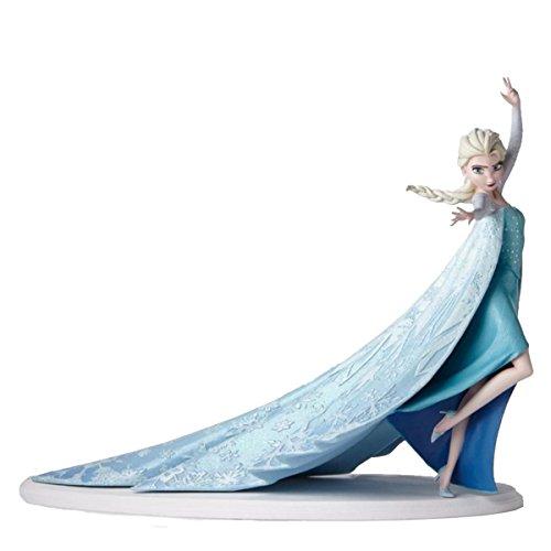Disney Walt Archive 4051307Figura Frozen maqueta Elsa, 28cm