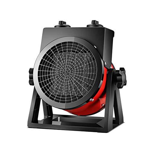 YCHSG Calentador de oficinas industriales Calentador eléctrico del hogar Industrial del Ventilador...