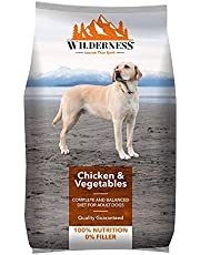 Wilderness Adult Dog Food Chicken & Vegetables, 3 kg Pack