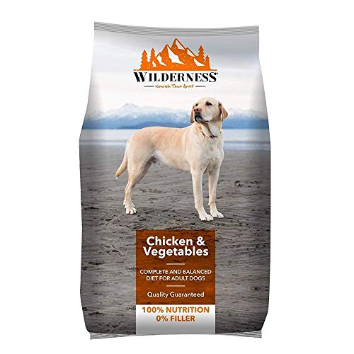 Wilderness Adult Dry Dog Food , Chicken and Vegetable - 3 kg Pack