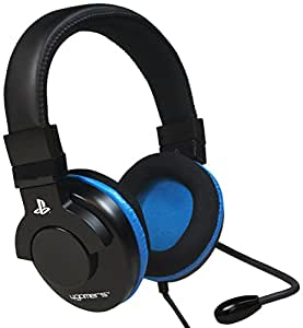 PS3 - Comm-Play Stereo Gaming-Headset CP-PRO02