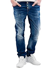 Cipo & Baxx Homme Jeans / Jeans Straight Fit Swindon