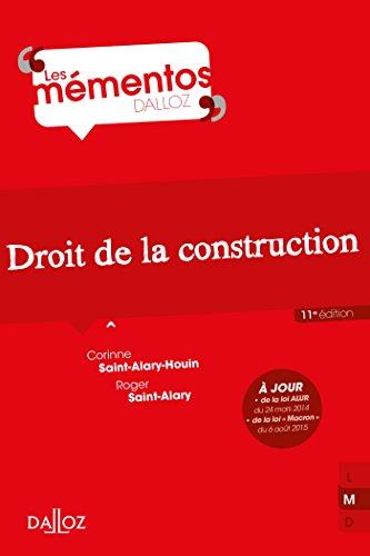 Droit de la construction - 11e éd.