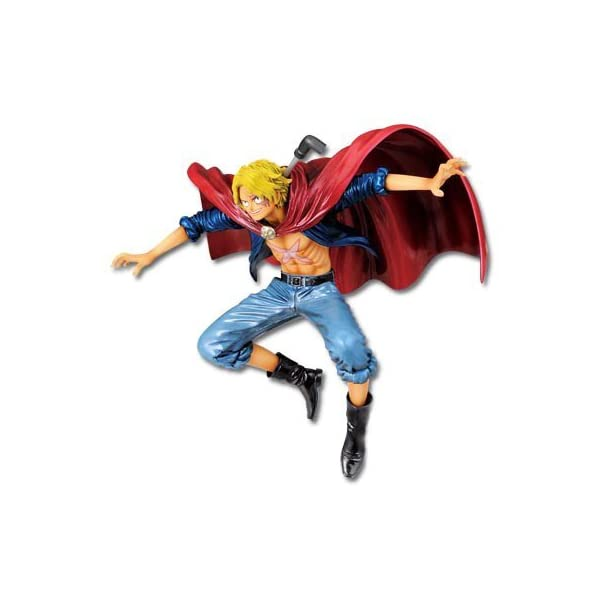 Ichiban Kuji Sabo special color Figure [One piece colosseum decisive battle] Last one Award queue by Ichiban Kuji 1