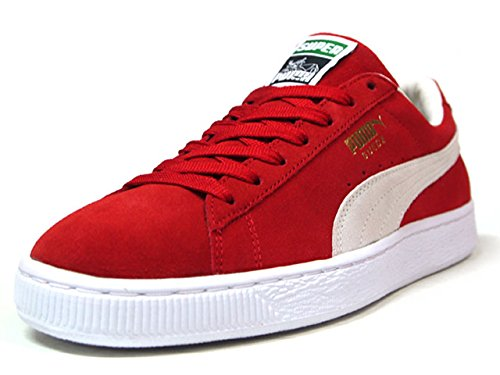 Puma Suede Super Puma Red HIGH RISK RED