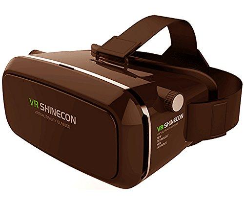 Original VR SHINECON Brille (Virtual Reality Brille für Smartphones)