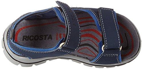 Ricosta Lenne, Sandales  Bout ouvert garçon Blau (jeans/regatta)