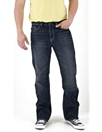 HIS Jeans Hose Henry, 103-10-3022, rinsed heavy stretch, W38 L30