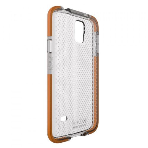 Tech21 Impact Mesh clear T21-4009 für Samsung Galaxy S5 GT-I5500 (transparent) (I5500 Gt)