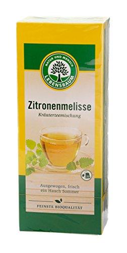 Zitronenmelisse  <strong>Blattfarbe</strong>   Hellgrün