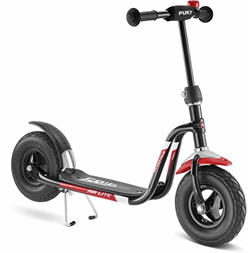 Puky 5200 R 03 L Scooter, Schwarz