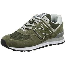 new balance uomo 500 verde