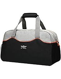 Bolsa de deporte de alta capacidad con compartimento para zapatos a9eb929209405