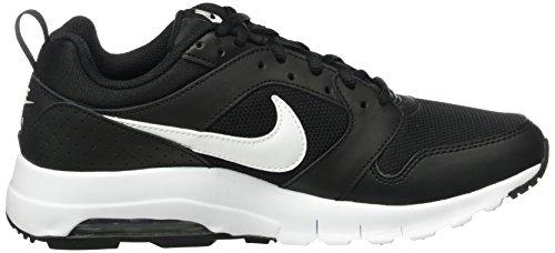 Nike - Wmns Air Max Motion, Scarpe sportive Donna Bianco (Blanco (Black / White))