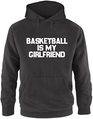 EZYshirt® Basketball is My Girlfriend Herren Hoodie