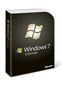 Microsoft Windows 7 Ultimate, Full Version (PC DVD) [import anglais]