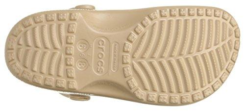 Crocs Classic, Sabots Mixte Adulte Or (Gold)