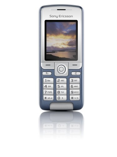 Handy Sony Ericsson K310i Shadow Blue Vodafone Branding ohne Simlock