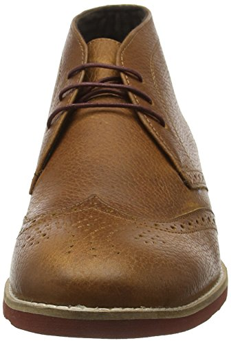 Red Tape Foxhill, Desert Boots Homme Brown (Milled Honey)