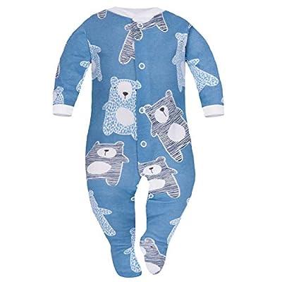 SIBINULO Nino Nina Pijama Bebé Pelele Pack de 4