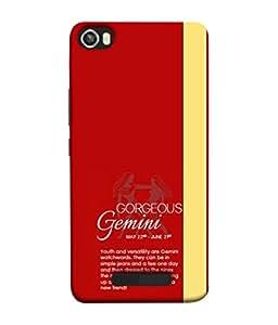 PrintVisa Designer Back Case Cover for Lava Iris X8 (Astrology Myth)