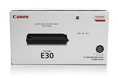 Original Toner passend für Canon FC 204 S Canon CRGE30, E30, EPE30 1491A003 1491A003AA - Premium Drucker-Kartusche - Schwarz - 4000 Seiten