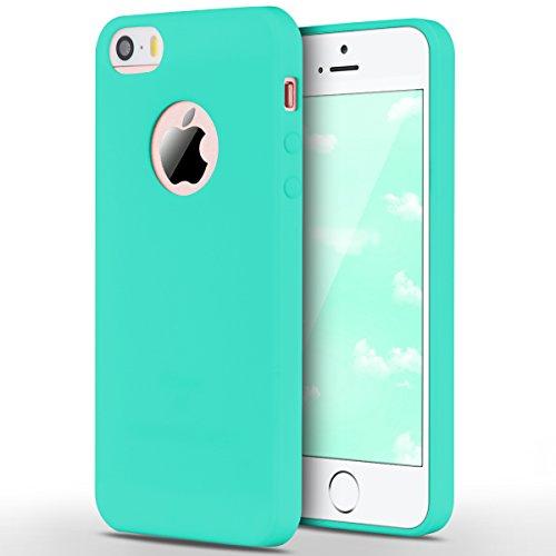 funda-iphone-5-5s-se-yokata-silicona-tpu-pluma-ultra-delgado-ligero-elegante-suave-mate-carcasa-tras
