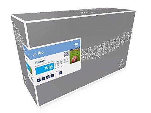 Preisvergleich Produktbild Astar AS14135 Toner kompatibel zu BROTHER TN135 TN135C, 4000 Seiten, cyan