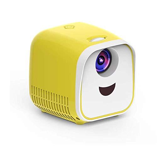 BOMAKER Mini Proiettore per Bambini Risoluzione Nativa 320P 1000 Lumen, HDMI / USB / TF...