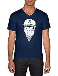 Touchlines Ny Gangster, T-Shirt Homme