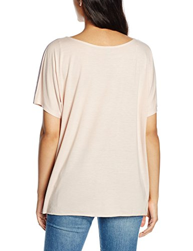 United Colors of Benetton Damen, T-Shirt, Scenic Rosa (lilac Pink)