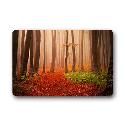 """Dalliy Foresta di autunno Zerbino Personalizzato Doormat 23.6""""x15.7"""" about 59.9cmx39.8cm"""