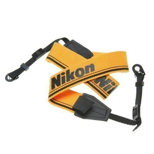 Pro-Tracolla per fotocamera Nikon Logo., per fotocamere digitali e compatte, videocamere