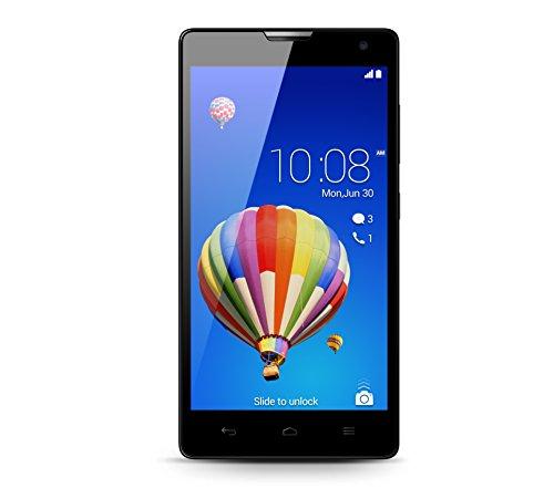 Honor 3C Smartphone (12,7 cm cm (5 Zoll) HD-Display, 8 Megapixel Kamera, Dual-SIM) grau