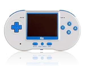 Portable SFC console de jeu (Blanc)